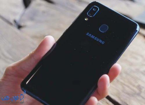 موبايل Samsung Galaxy A20