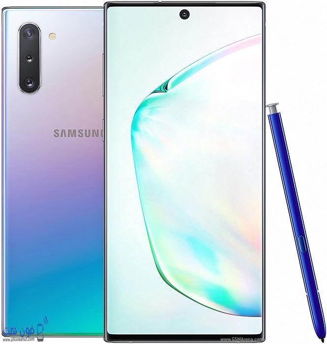 سعر ومواصفات Samsung Galaxy Note10 5G
