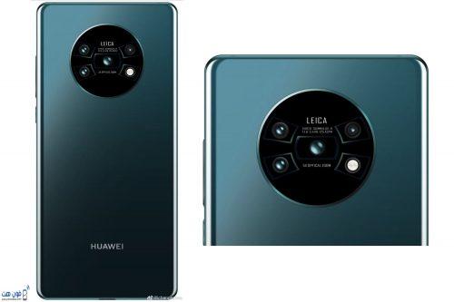 شاهد اخر تسريبات هاتف Huawei Mate 30 Pro