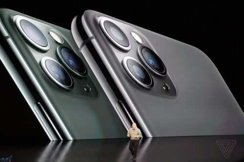مواصفات هاتف ايفون 11 برو الجديد