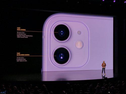 هاتف iPhone 11