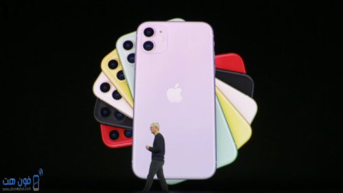 مواصفات هاتف ايفون 11 الجديد