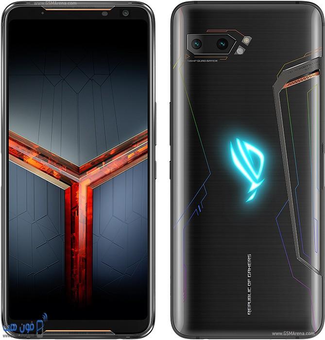 سعر ومواصفات Asus ROG Phone II ZS660KL