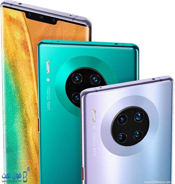 سعر ومواصفات Huawei Mate 30 Pro 5G