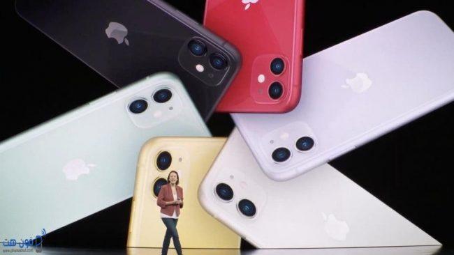 هاتف iPhone 11 -مراجعة وسعر ابل ايفون 11