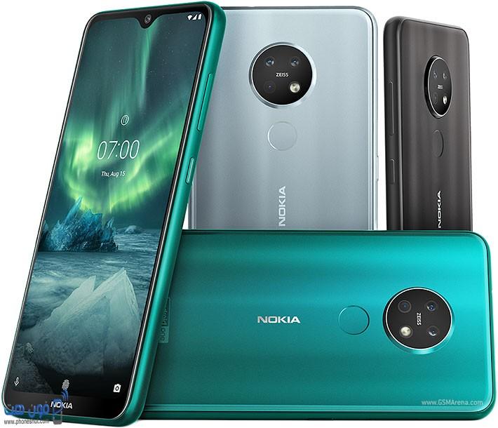 سعر ومواصفات Nokia 7.2