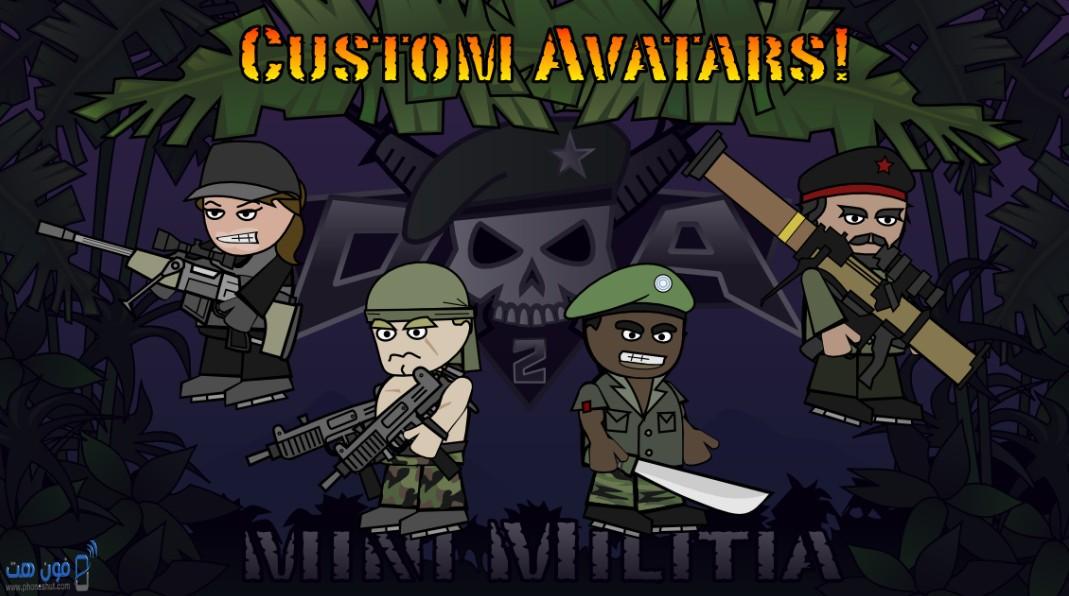 Mini Militia4