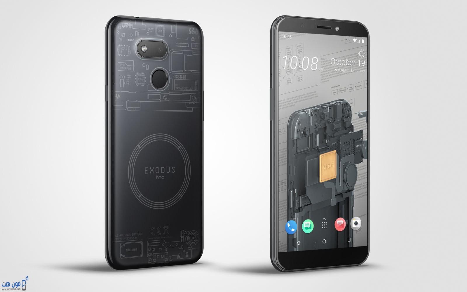 سعر ومواصفات HTC Exodus 1s