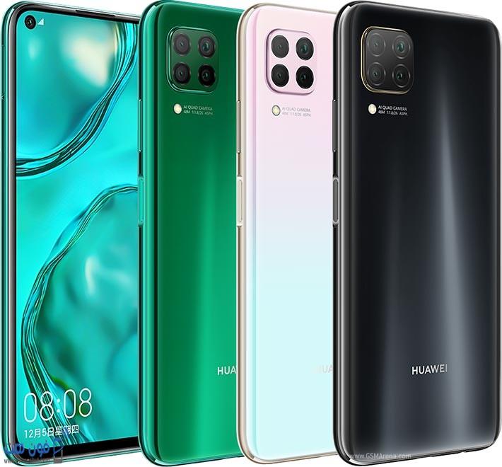 سعر ومواصفات Huawei nova 6 SE