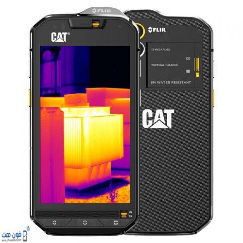 افضل موبايل ضد الصدمات هاتف Cat S60