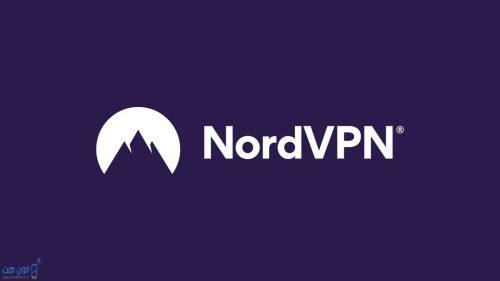 تطبيق Nord VPN لتشفير الاتصال بالانترنت .