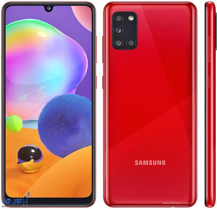 سعر ومواصفات Samsung Galaxy A31
