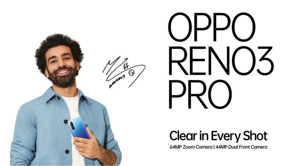 اوبو تعلن عن هواتف سلسلة Reno 3 في مصر رسميا