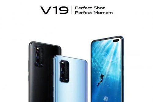 فيفو تعلن عن هاتف Vivo V19 في مصر رسميا