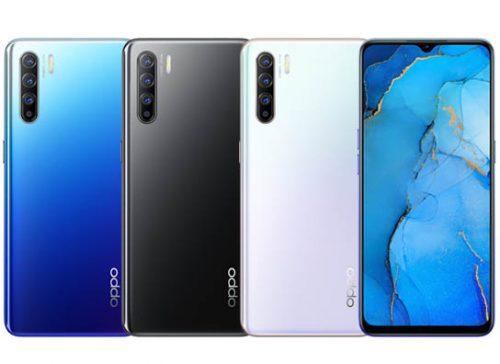 هاتف Oppo Reno 3