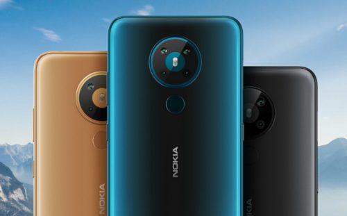 نوكيا تعلن عن هاتفي Nokia 5.3 و Nokia C2