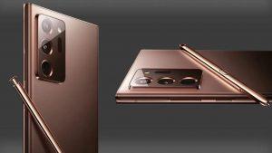 تسريبات موعد إطلاق هاتف Samsung Galaxy Note 20 واخر تسريبات للمواصفات