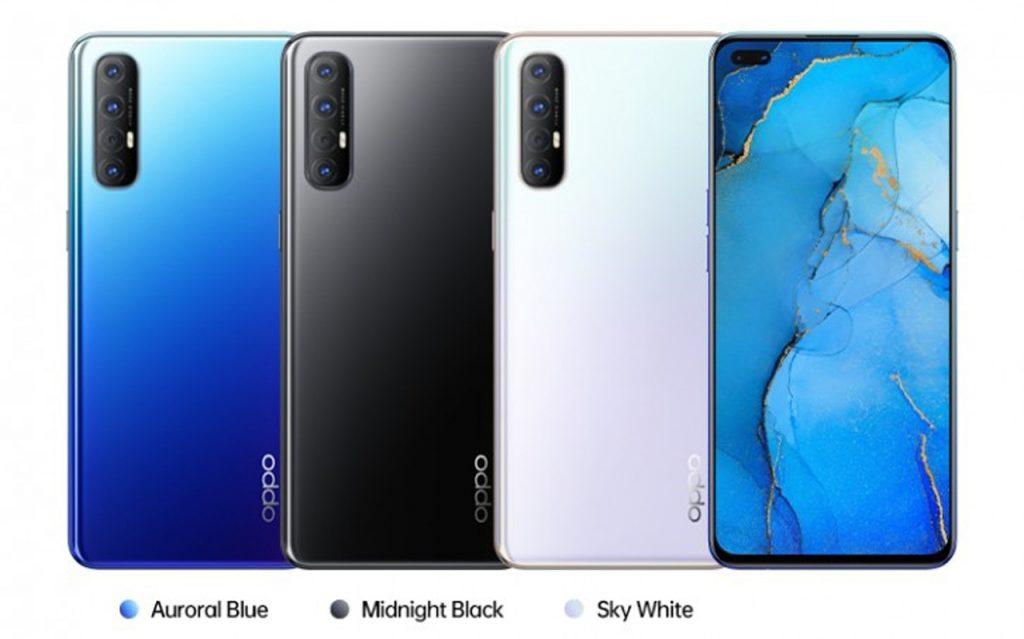 هاتف Oppo Reno 3 Pro