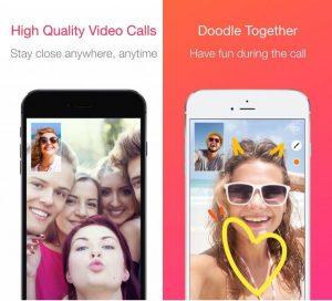تحميل تطبيق JusTalk لاجراء مكالمات الفيديو مجانا لهواتف الاندرويد والايفون