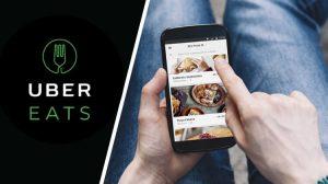 تحميل تطبيق Uber Eats خدمة توصيل الطعام لهواتف الاندرويد والايفون
