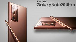 الإعلان عن هواتف سلسلة سامسونج Note 20 بشكل رسمي
