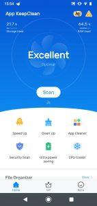 تحميل تطبيق Keep Clean لتسريع وحماية هواتف الاندرويد
