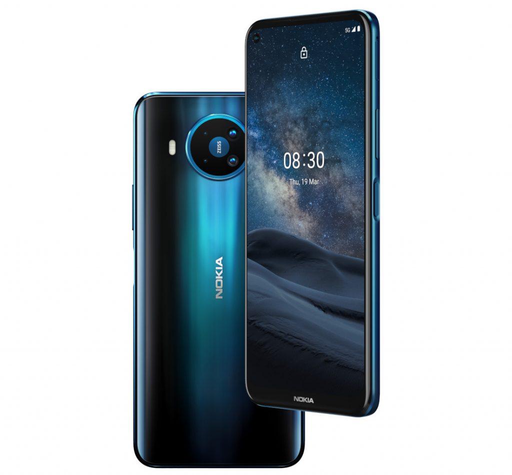 نوكيا تعلن هاتف Nokia 8.3 5G الداعم للجيل الخامس في مصر