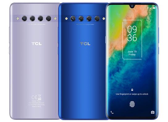 هاتف TCL 10 Plus