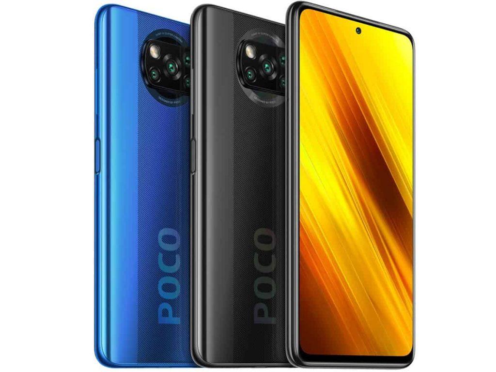 هاتف Xiaomi Poco X3