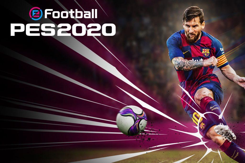 تحميل لعبة إي فوتبول برو إفولوشن سوكر 2020