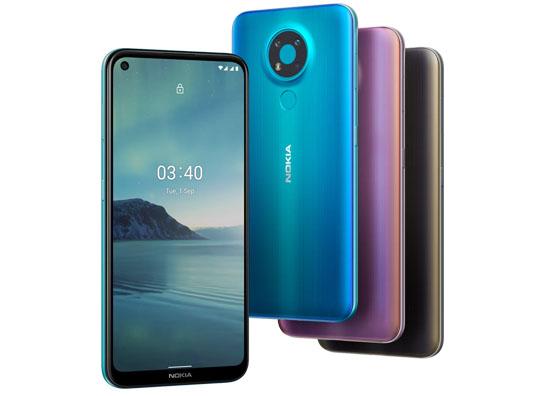 هاتف Nokia 3.4
