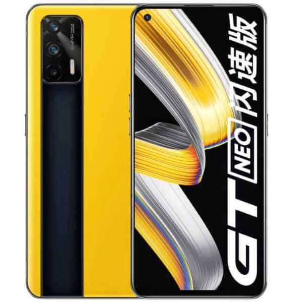 سعر ومواصفات Realme GT Neo Flash