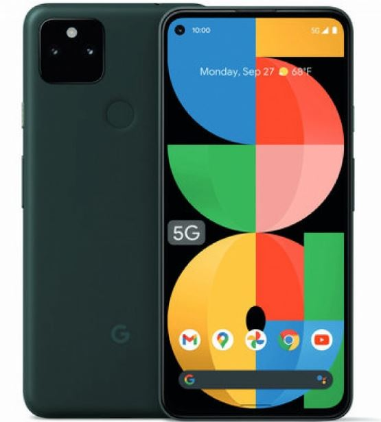 سعر ومواصفات Google Pixel 5a