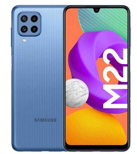 سعر ومواصفات Samsung Galaxy M22