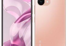 سعر ومواصفات Xiaomi 11 Lite 5G NE