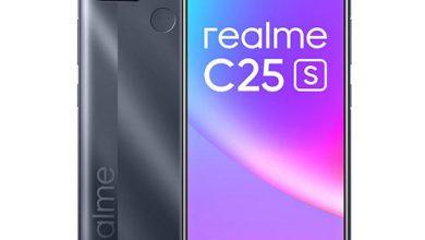سعر ومواصفات Realme C25s